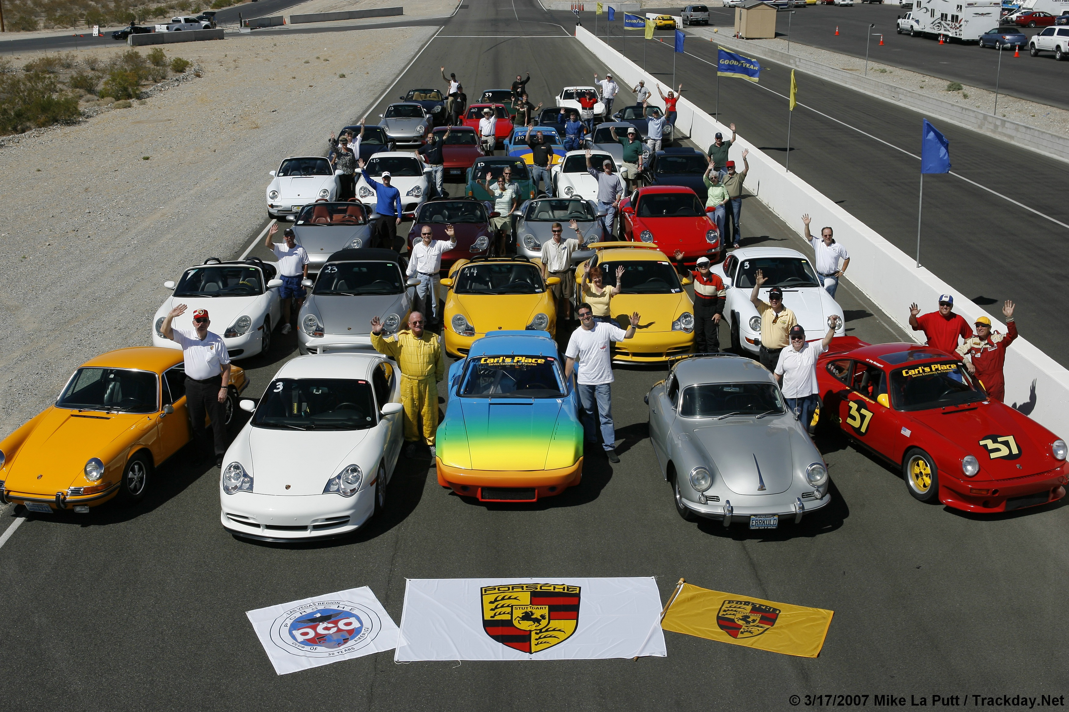 Porsche club in usa